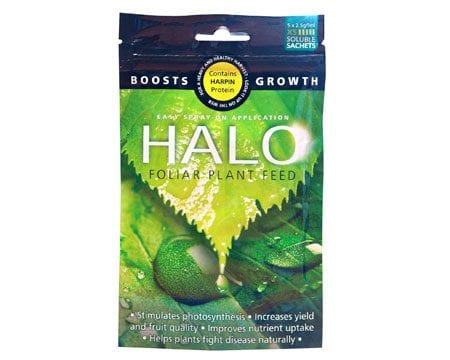 Halo 2.5g Sachet Pouch - contains 5 Soluble Sachets