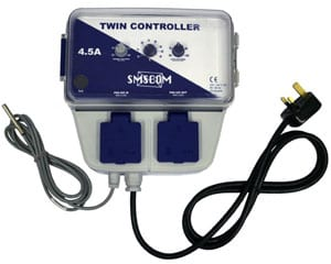 SMS Twin Fan Controller 4.5AMP