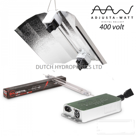 Adjusta Watt 400v E-Lite 1000w Light Kit
